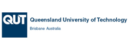 QLD University of Technology (QUT) Logo
