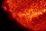 sun - credit NASA
