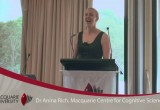 Dr Anina Rich - Women in Science Day 2011