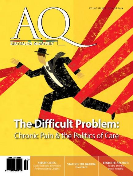 AQ 87.3 Cover