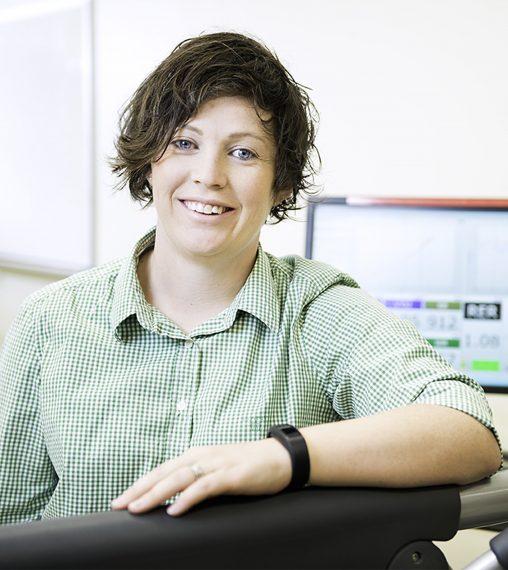 Dr Ashleigh Smith