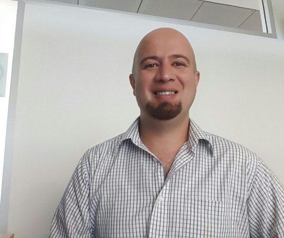 Dr Nadim Darwish